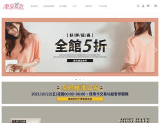 tokichoi.com.tw screenshot