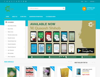 tokobaca.com screenshot