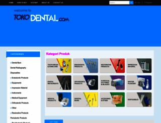tokodental.com screenshot