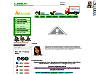 tokokursiroda.com screenshot