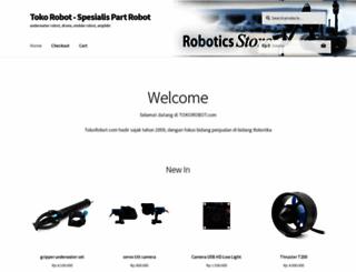 tokorobot.com screenshot