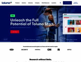 toluna-group.com screenshot