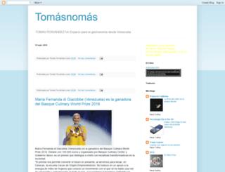 tomasnomas.blogspot.com screenshot