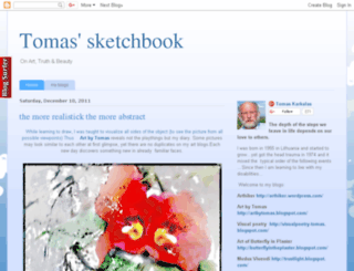 tomassketchbook.blogspot.com screenshot