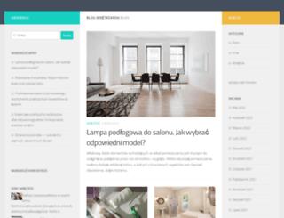 tomaszlacki.pl screenshot