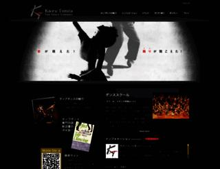 tomitatap.com screenshot