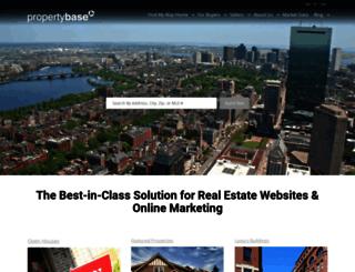 tomlinson.bostonlogic.com screenshot