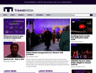 tommiemedia.com screenshot