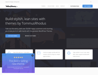tommusrhodus.com screenshot