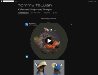 tommytallian.blogspot.pt screenshot