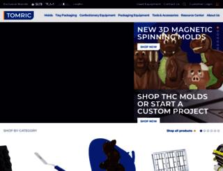 tomric.com screenshot