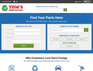 toms4n.com screenshot
