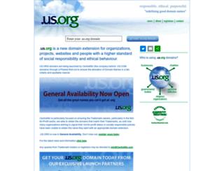 tomsoutlet.us.org screenshot