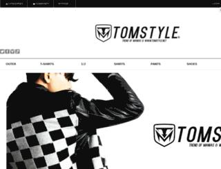 tomstyle.net screenshot