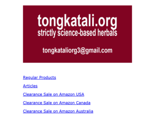 tongkatali.org screenshot