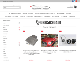 toniauto-tuning.com screenshot