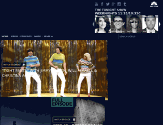 tonightshowuniversal.com screenshot