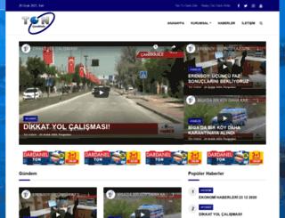 tontv.com.tr screenshot