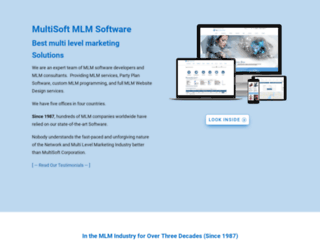 tony.multisoft.com screenshot