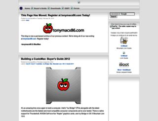 tonymacx86.blogspot.com.es screenshot