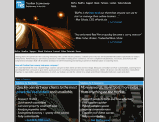 toolbarexpressway.com screenshot