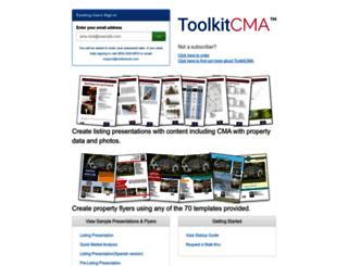 toolkitcma.com screenshot