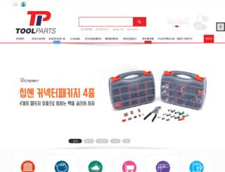 toolparts.co.kr screenshot