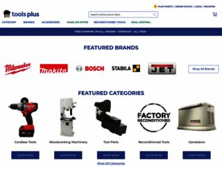 tools-plus.com screenshot