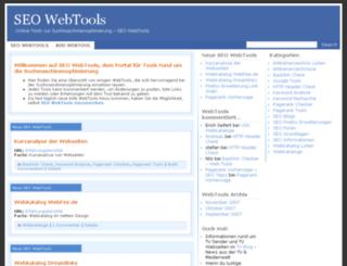 tools.tekka.de screenshot