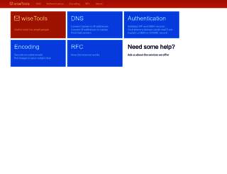 tools.wordtothewise.com screenshot
