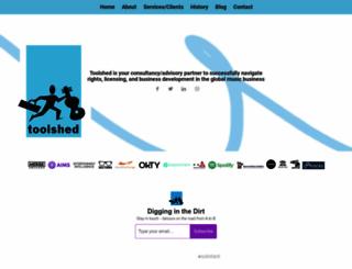toolshed.biz screenshot