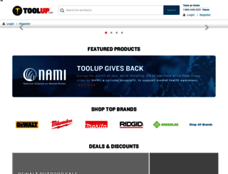 toolup.com screenshot