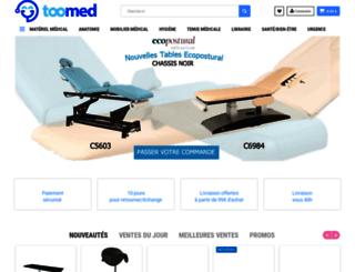 toomed.com screenshot