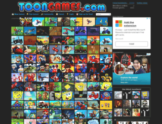 toongames.com screenshot