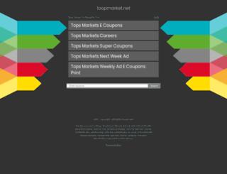toopmarket.net screenshot