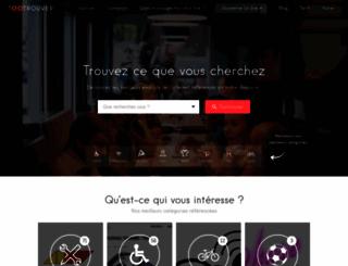 tootrouver.fr screenshot
