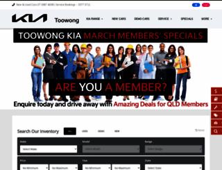 toowongkia.com.au screenshot