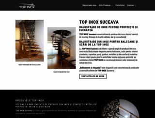 top-inox.ro screenshot