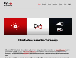 top-ix.org screenshot