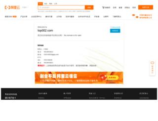 top002.com screenshot