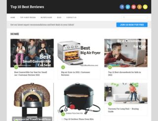 top10bestreview.com screenshot