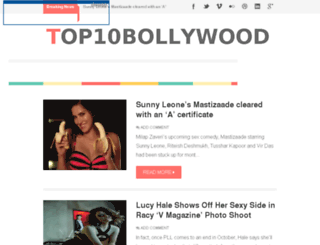 top10bollyw.blogspot.com.es screenshot