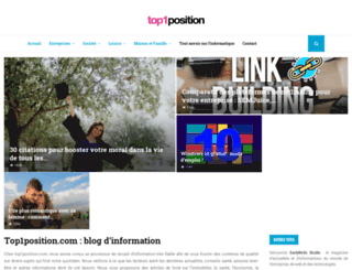 top1position.com screenshot