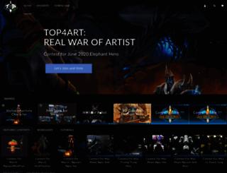 top4art.com screenshot