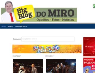 topatudonews.com.br screenshot