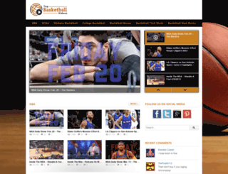topbasketballvideos.com screenshot