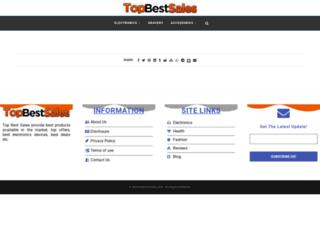 topbestsales.com screenshot