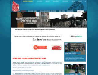 topbikerental.com screenshot