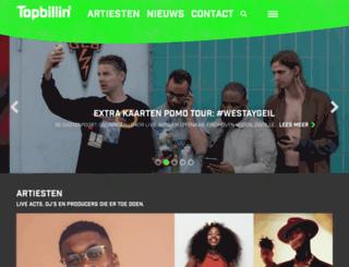 topbillin.nl screenshot