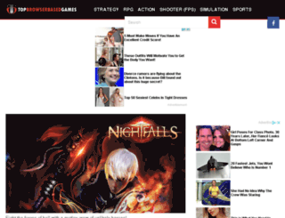 topbrowserbasedgames.com screenshot